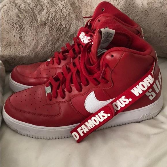 Supreme Shoes | Supreme Air Force High